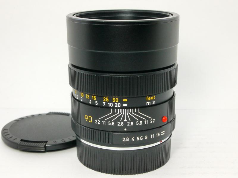 Leitz Elmarit-R 90mm F/2,8