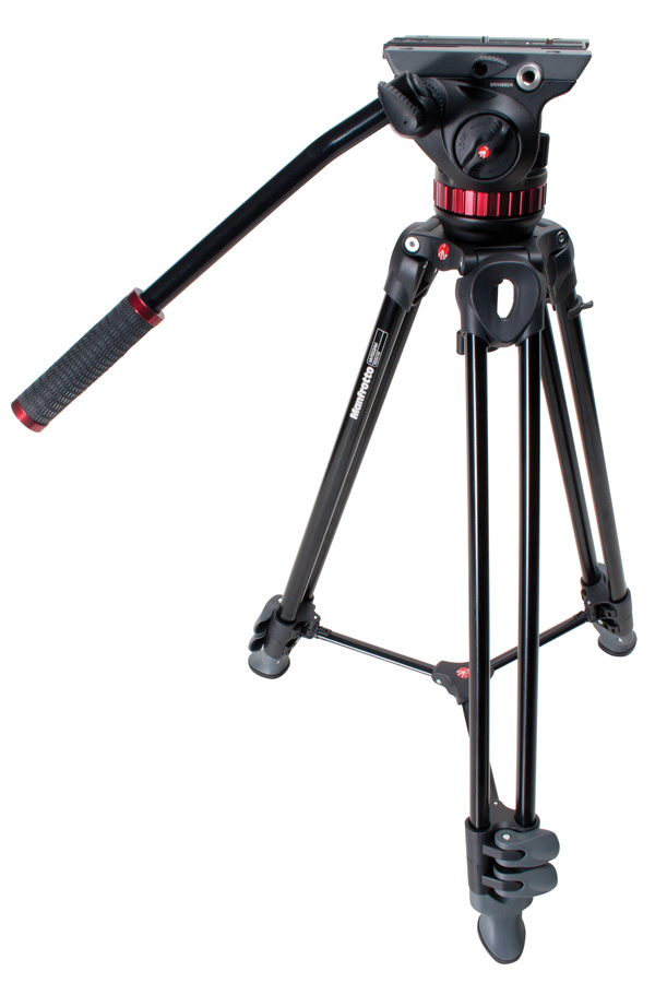 Trépied Manfrotto 502