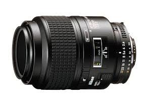Objectif Nikon micro 105 mm F/2,8
