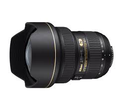 Zoom Nikon 14-24 mm F/2,8