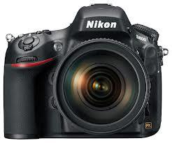 DSLR Nikon D800 - HD