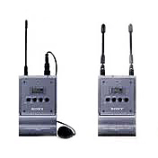 Systèmes de micro HF Diversity Sony uwpv1/62