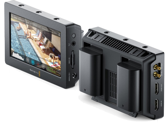Enregisteur/moniteur 5'' Blackmagic Video Assist