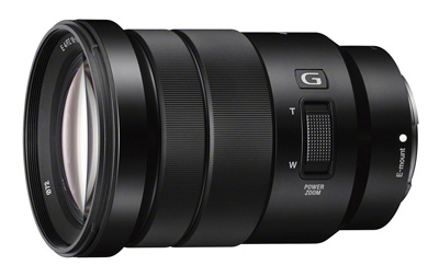 Sony E Zoom 18-135mm F/4 Stabilisé